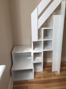 Bunk Bed Stairs 2